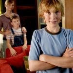 "Image for the Childrens programme ""Lockie Leonard"""