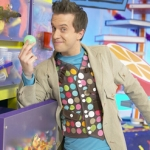 "Image for the Childrens programme ""Mister Maker"""