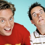 "Image for the Childrens programme ""Diddy Dick and Dom"""