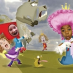"Image for the Childrens programme ""Funky Fables"""