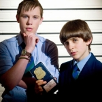 "Image for the Kids Drama programme ""Half Moon Investigations"""