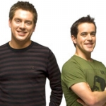 "Image for the Childrens programme ""Da Dick and Dom Dairies"""