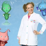 "Image for the Childrens programme ""Nina and the Neurons Go Inventing"""