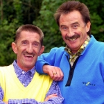 "Image for the Childrens programme ""Chucklevision"""