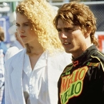 "Image for the Film programme ""Days of Thunder"""