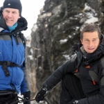 "Image for the Documentary programme ""Bear Grylls Meets Will Ferrell: Born Survivor Special"""