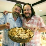 "Image for the Cookery programme ""The Hairy Bikers' Cookbook"""
