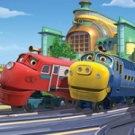 "Image for the Childrens programme ""Chuggington"""