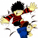 "Image for the Animation programme ""Dennis the Menace"""
