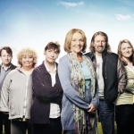 "Image for the Sitcom programme ""Jam and Jerusalem"""