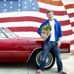 "Image for the Cookery programme ""Jamie's American Road Trip"""