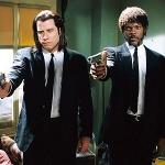 "Image for the Film programme ""Pulp Fiction"""