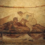 "Image for the History Documentary programme ""Sex in the Ancient World"""