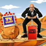 "Image for the Comedy programme ""Harry Hill's TV Burp"""