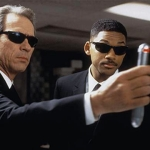 "Image for the Film programme ""Men in Black"""