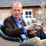 "Image for the History Documentary programme ""Andrew Marr's The Making of Modern Britain"""