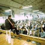"Image for the Documentary programme ""Johnny Cash: The Story of Folsom Prison"""