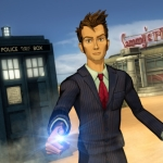 "Image for the Animation programme ""Doctor Who"""
