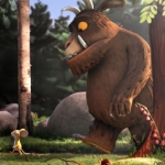 "Image for the Animation programme ""The Gruffalo"""