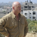 "Image for the Documentary programme ""Ross Kemp Middle East"""
