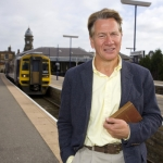 "Image for the Travel programme ""Great British Railway Journeys"""