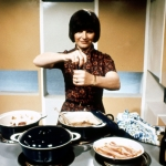 "Image for the Cookery programme ""Delia through the Decades"""