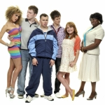 "Image for the Sitcom programme ""Coming of Age"""