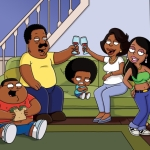 "Image for the Animation programme ""The Cleveland Show"""