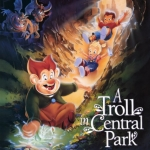 "Image for the Film programme ""A Troll in Central Park"""