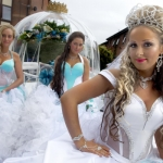 "Image for the Documentary programme ""My Big Fat Gypsy Wedding"""