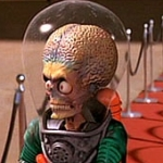"Image for the Film programme ""Mars Attacks!"""