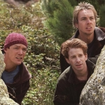 "Image for the Film programme ""Without a Paddle"""