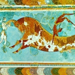 "Image for the Documentary programme ""The Minoans"""