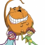 "Image for the Animation programme ""Fat Dog Mendoza"""