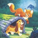 "Image for the Film programme ""The Fox and the Hound"""