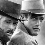 "Image for the Film programme ""Butch Cassidy and the Sundance Kid"""