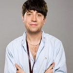 "Image for the Entertainment programme ""Nick Grimshaw"""