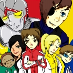 "Image for the Animation programme ""Titan Maximum"""