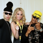 "Image for the Reality Show programme ""Being... N-Dubz"""