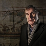 "Image for the History Documentary programme ""The Normans"""