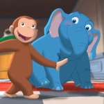 "Image for the Film programme ""Curious George 2: Follow That Monkey!"""