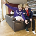 "Image for the Reality Show programme ""Jedward: Let Loose"""
