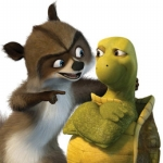 "Image for the Film programme ""Over the Hedge"""