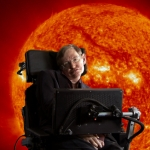"Image for the Scientific Documentary programme ""Stephen Hawking's Universe"""