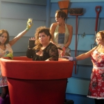 "Image for the Entertainment programme ""Katy Brand vs"""