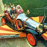 "Image for the Film programme ""Chitty Chitty Bang Bang"""