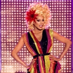 "Image for the Game Show programme ""Rupaul's Drag Race"""