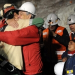 "Image for the Documentary programme ""Buried Alive: The Chilean Miners Rescue Mission"""