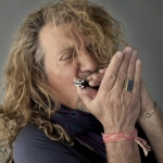 "Image for the Documentary programme ""Robert Plant"""