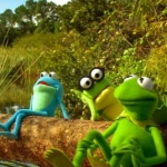 "Image for the Film programme ""Kermit's Swamp Years: The Real Story Behind Kermit the Frog's Early Years"""